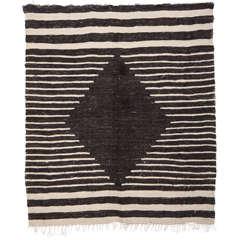 Minimalist Flat-Weave
