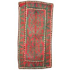 Vintage Central Asian Felt Rug, circa 1930