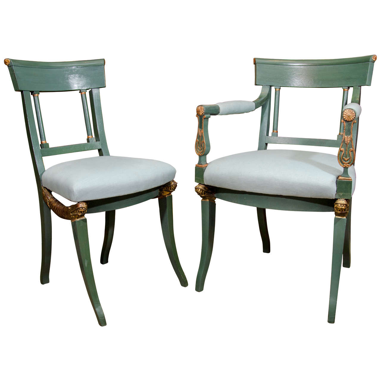 for 4 x dining room chairs