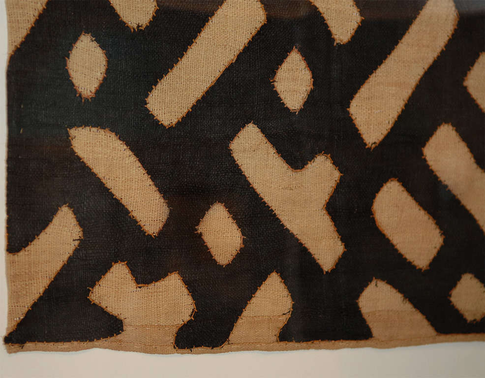 Kuba Cloth Textiles 1
