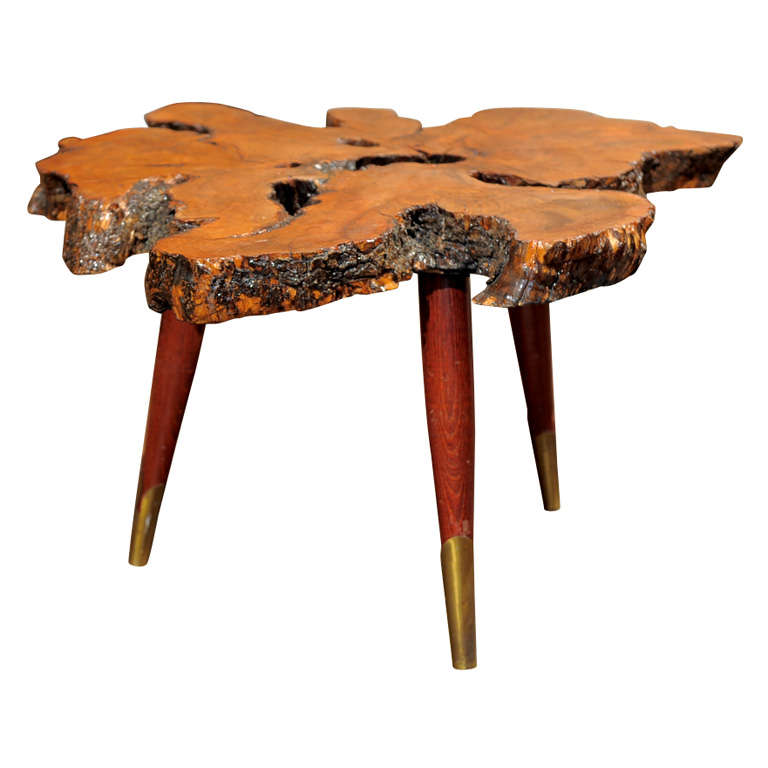 Redwood Burl Coffee Table Images Wood Dining