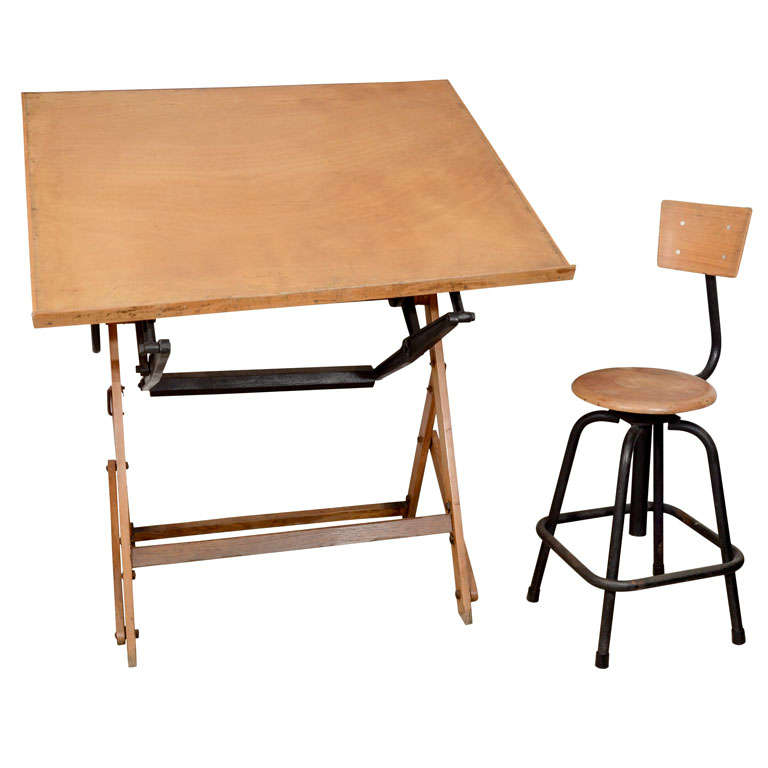 Antique Drafting Table Canada Home Design Inspirations