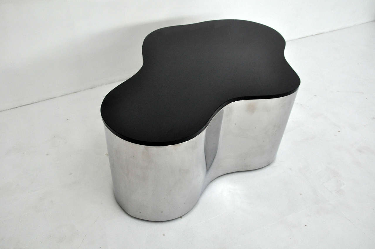 Free-Form Coffee Tables by Karl Springer For Sale 1