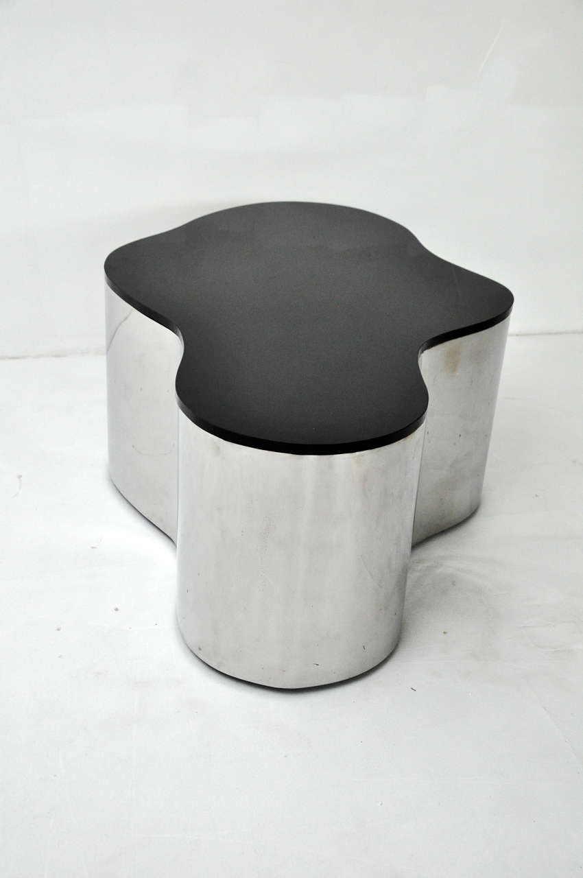 Free-Form Coffee Tables by Karl Springer For Sale 3
