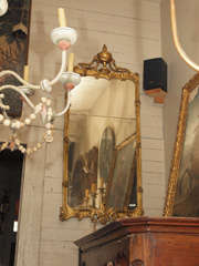 Giltwood mirror image 9
