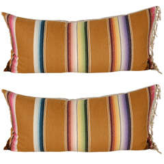 Vintage Serape Pillows