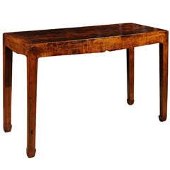 Elm Altar Table