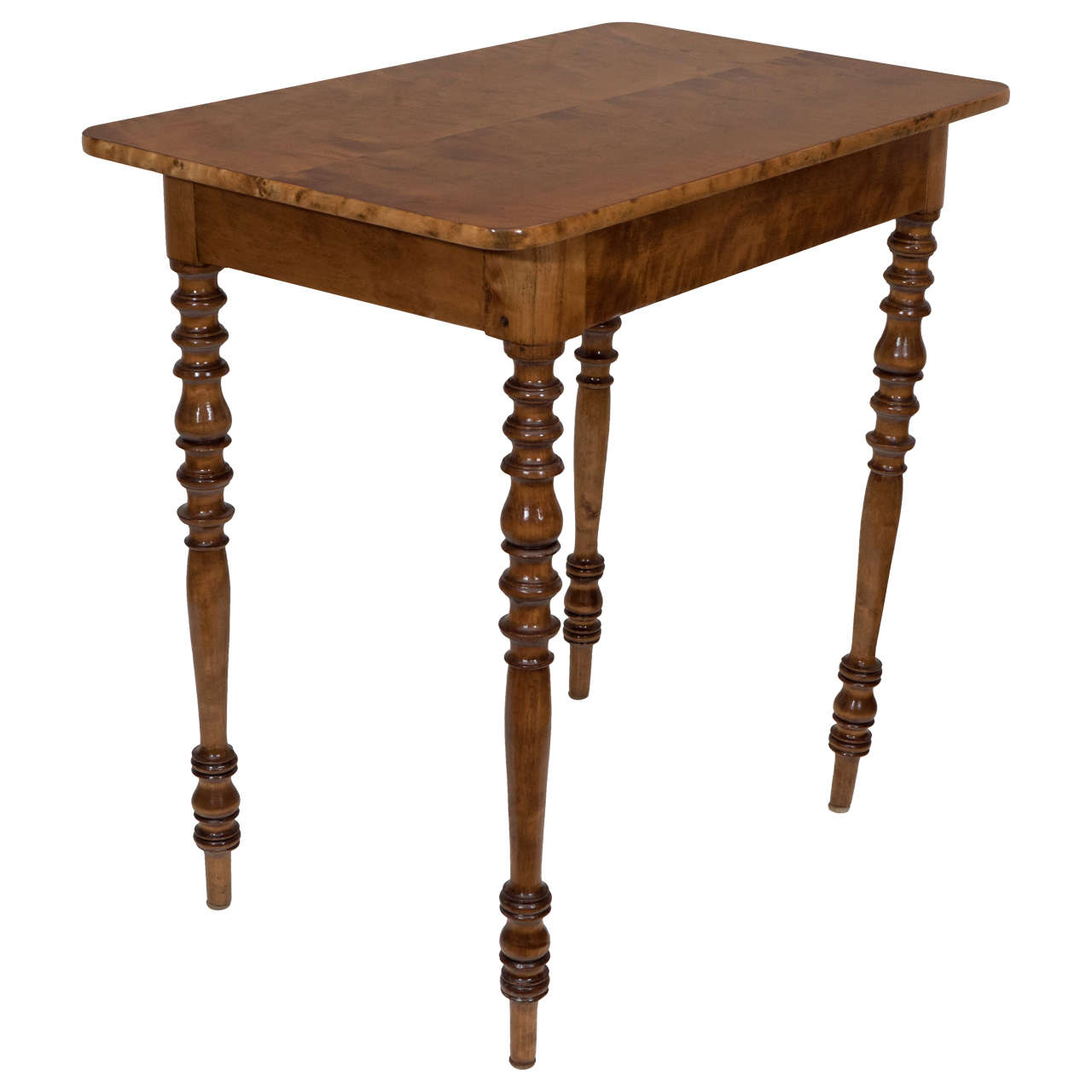 Renaissance Revival Side Table