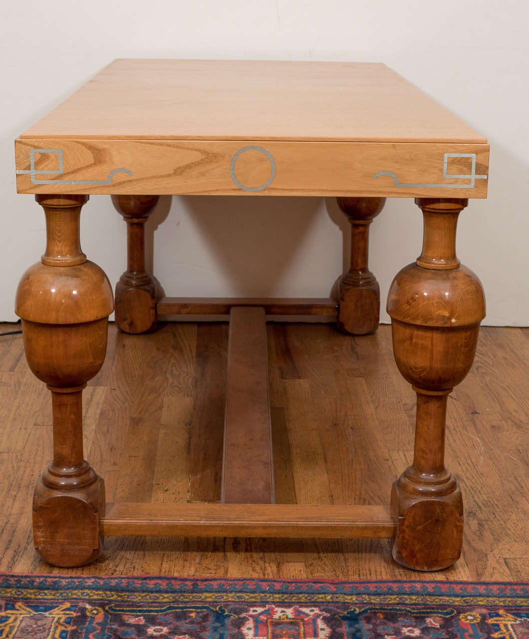 Mid-20th Century Art Deco Coffee Table For Sale