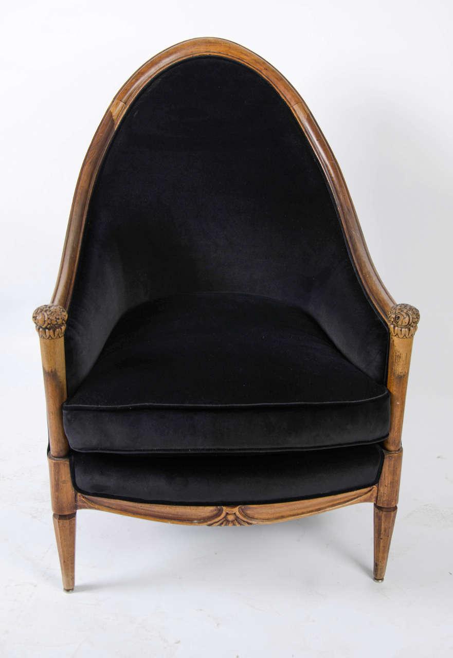 Art Deco Armchair 2