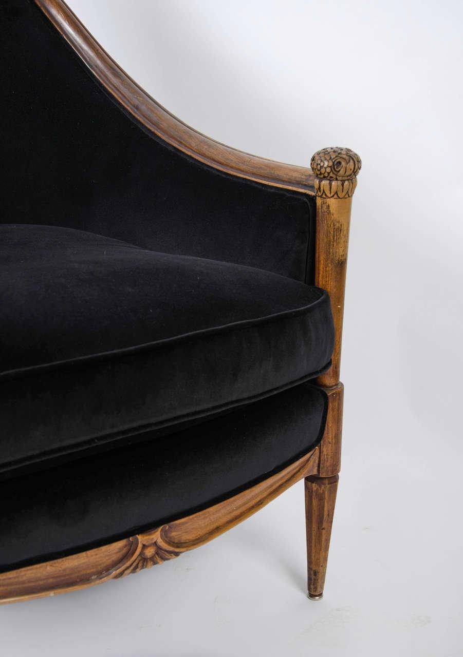 Art Deco Armchair 3