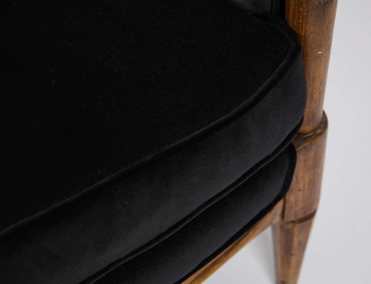Art Deco Armchair 6