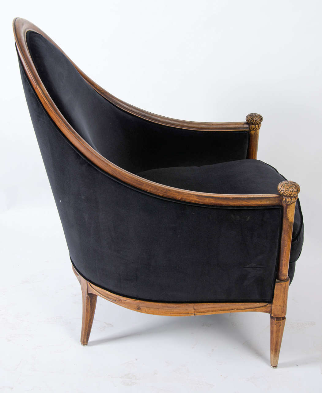 Art Deco Armchair 8