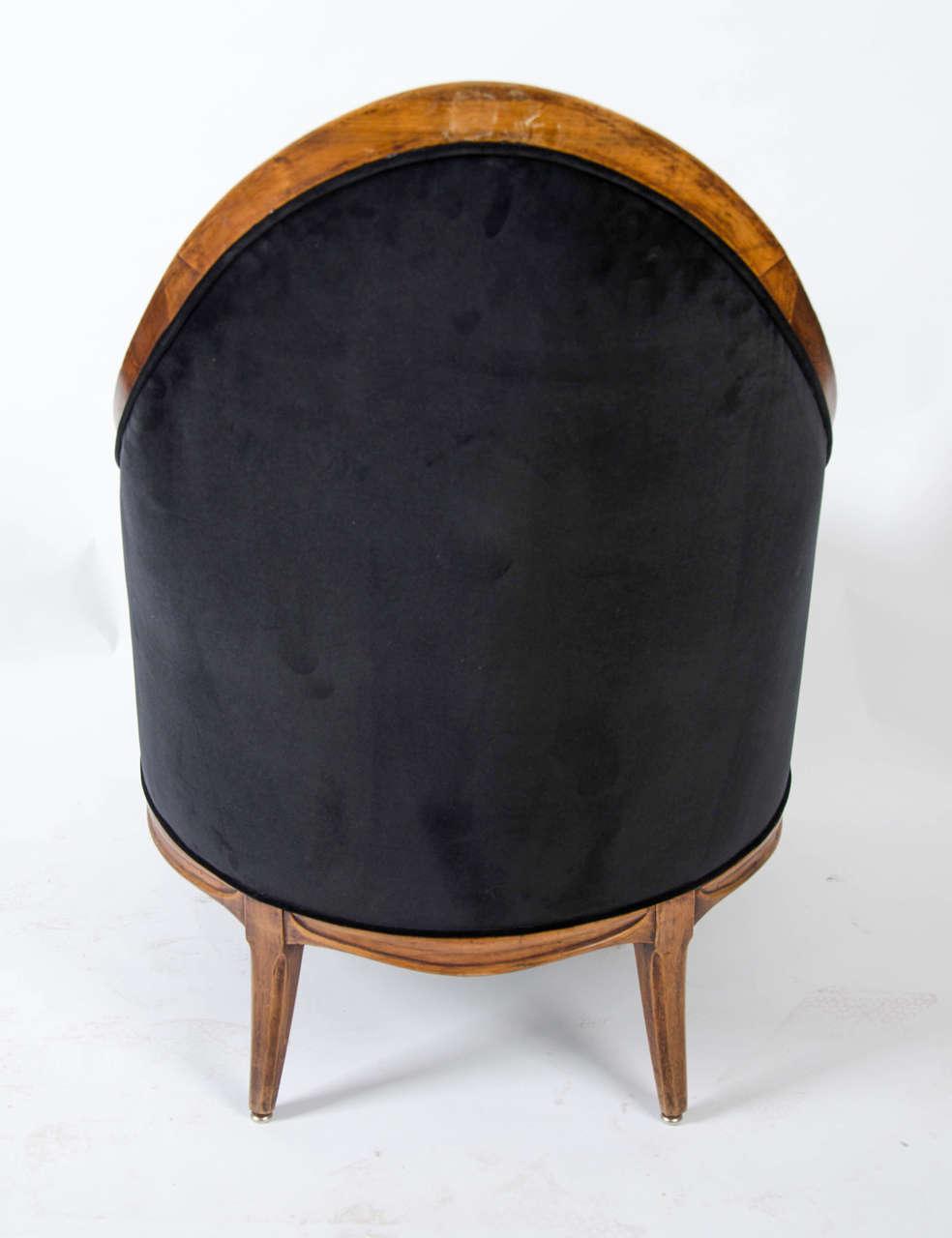 Art Deco Armchair 9