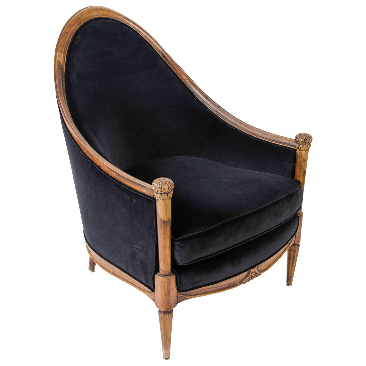Art Deco Armchair 1