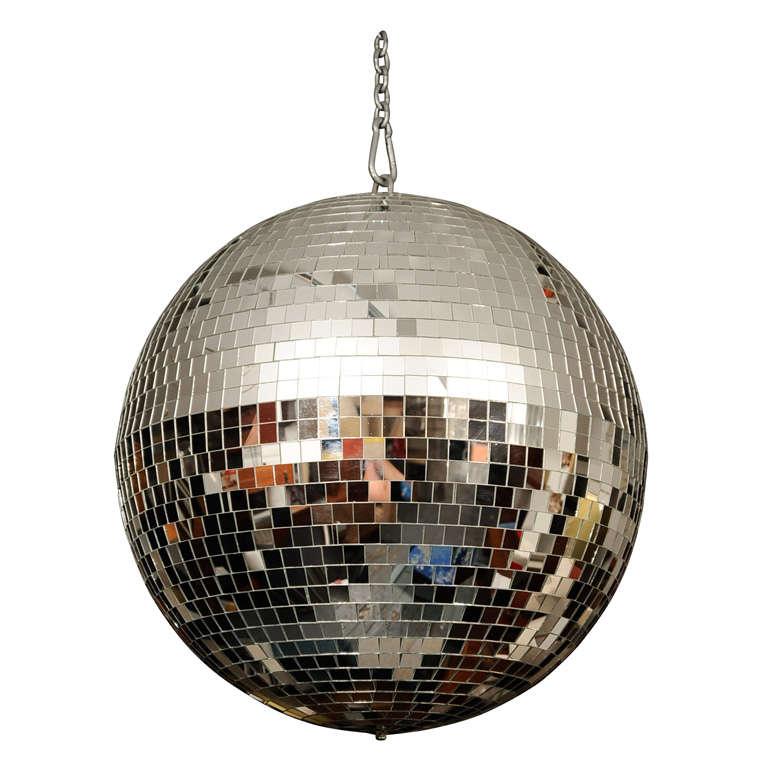 Grand Disco Ball 1