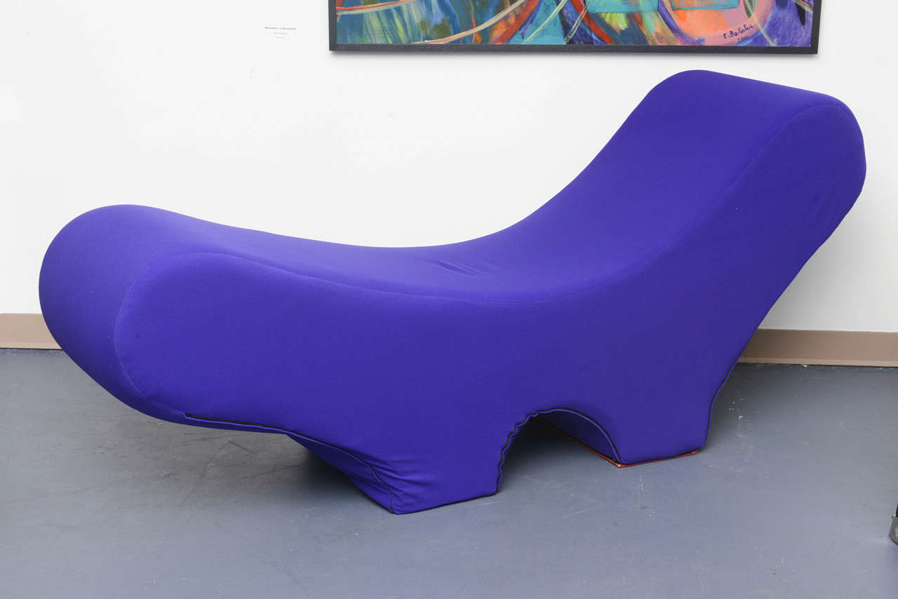Lounge Chair or Day Bed For Sale at 1stdibs