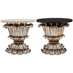 Pair of Side Tables in the Manner of Baguès