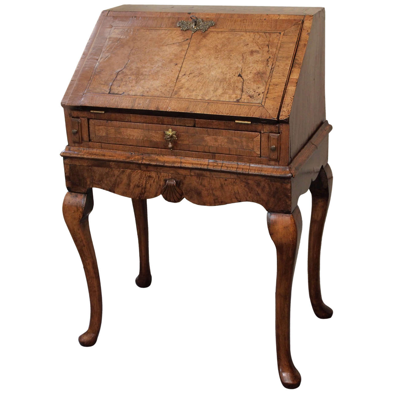 Antique English Walnut