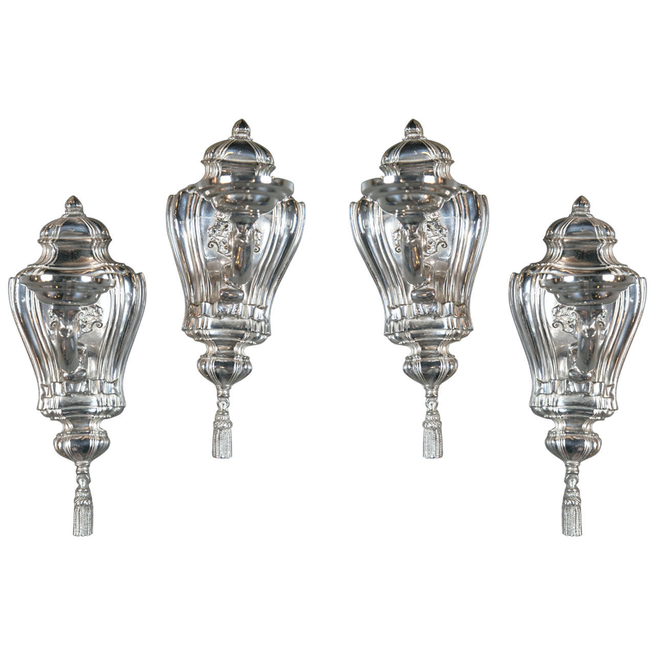 Pair of circa 1920s Caldwell One-Light Sconces
