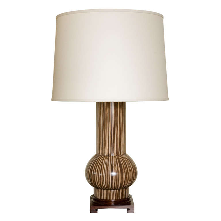 Paul Marra Chinese Style Table Lamp For Sale At 1stdibs