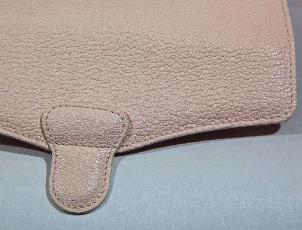 Women's 'Pretty in Pink' Clutch Wallet by Alberta Ferretti For Sale