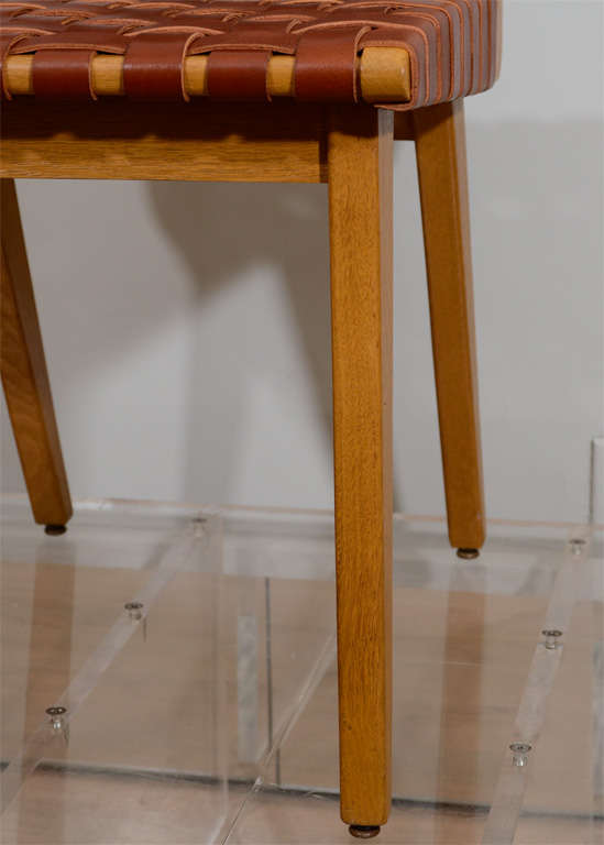 Jens Risom Set of Eight Chairs 3