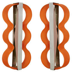 1970s Pair of Sconces
