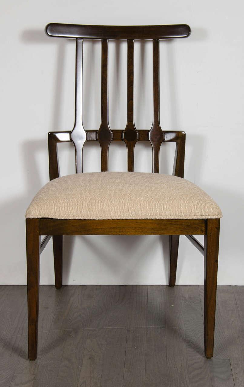 Mid Century Modernist Dining Chair By Danish Designer