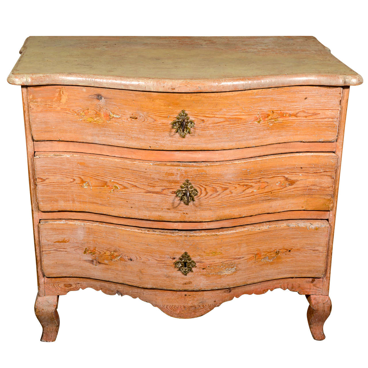 Charming swedish commode with three drawers at 1stdibs - Commode buffet design ...