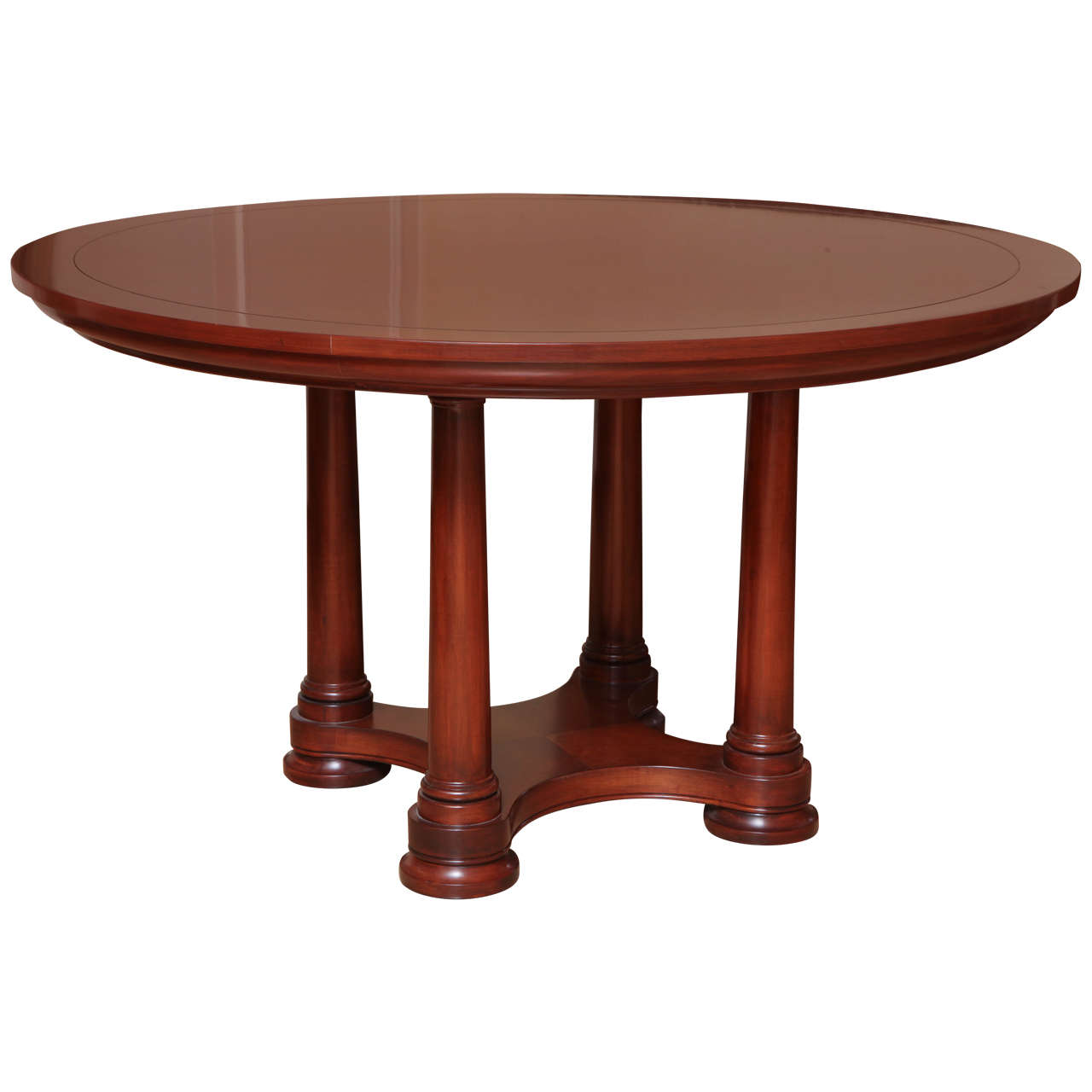 Neoclassical Dining Table Large Neoclassical Style