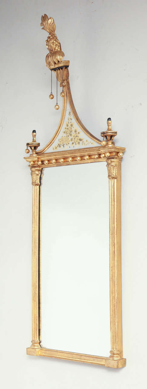 Pair of Federal Pier Mirrors For Sale 2