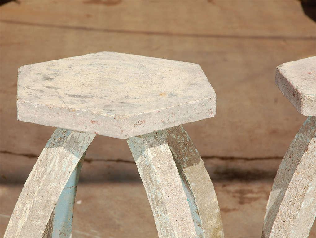 Unique Concrete Pedestals At 1stdibs
