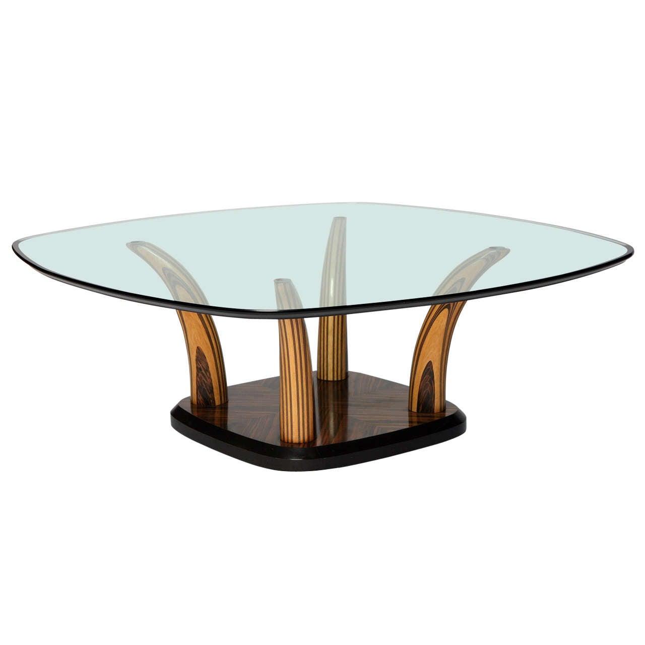 Henredon Scene Two Coffee Table At 1stdibs