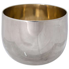 Victorian Silver Tumbler Cup