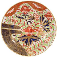 Set of a Dozen Worcester Imari Dishes