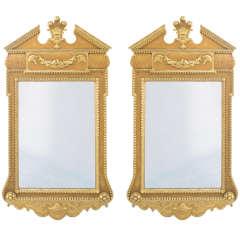 Pair of George II Style Mirrors
