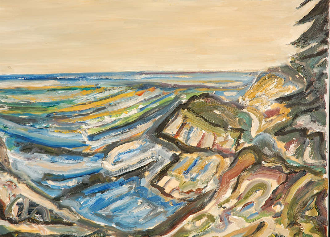Plein Air Seascape image 2