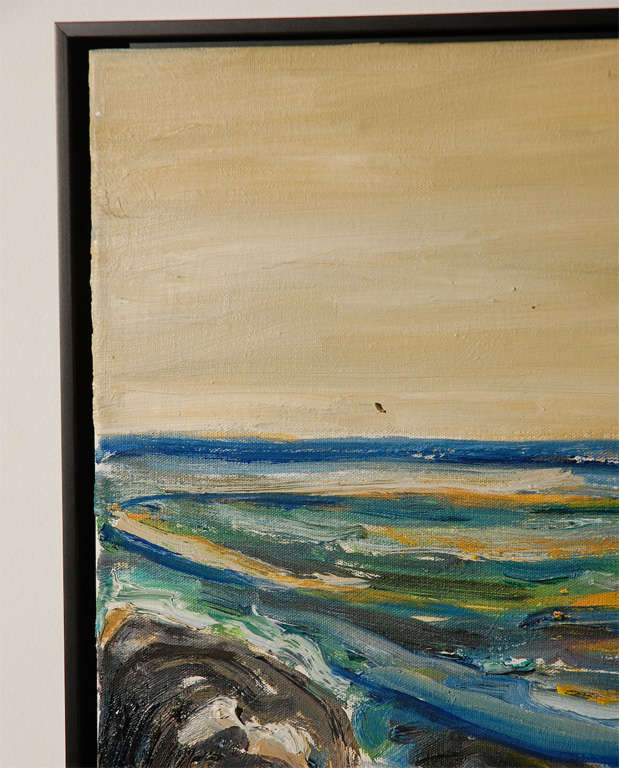 Plein Air Seascape image 5