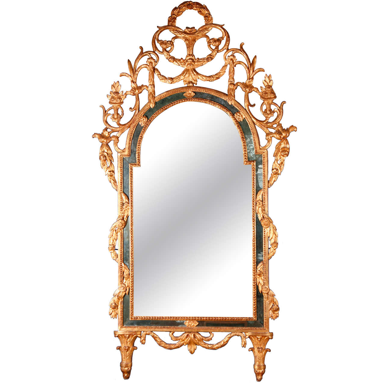 Neoclassical Mirror For Sale