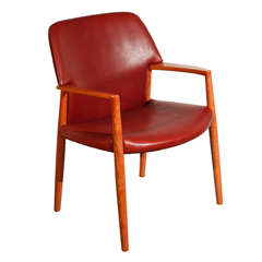 Ejnar Larsen and Aksel Bender Madsen Armchair