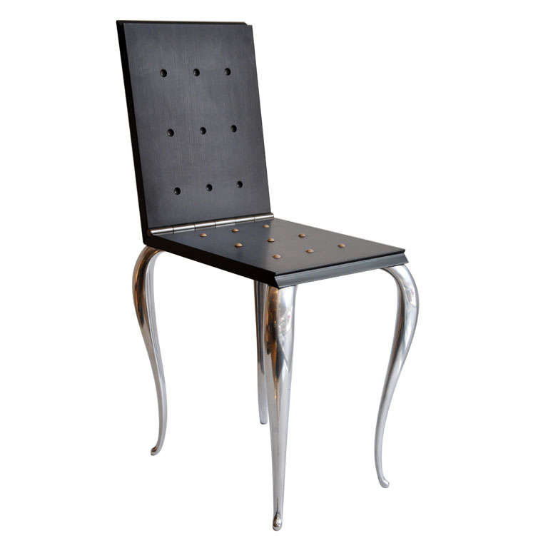philippe starck lola mundo chair at 1stdibs. Black Bedroom Furniture Sets. Home Design Ideas