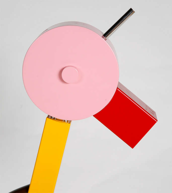 "A ""Tahiti"" Lamp by Ettore Sottsass for Memphis. 3"