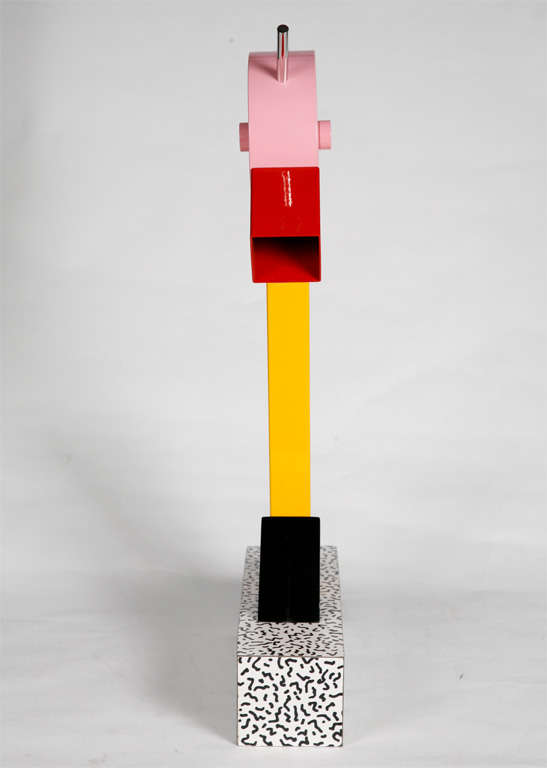 "A ""Tahiti"" Lamp by Ettore Sottsass for Memphis. 6"