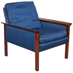 Hans Olsen Club Chair, Rosewood