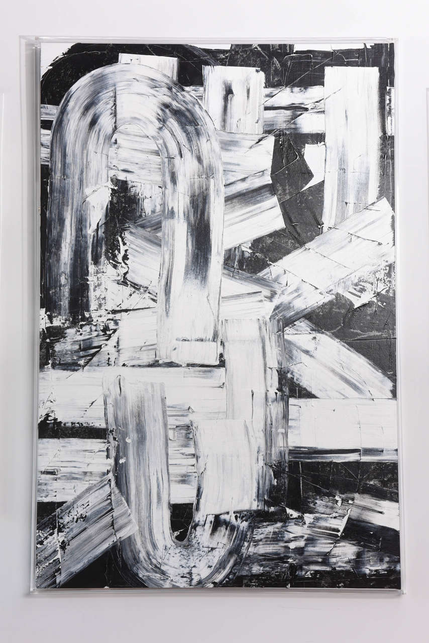 Original oil on canvas
