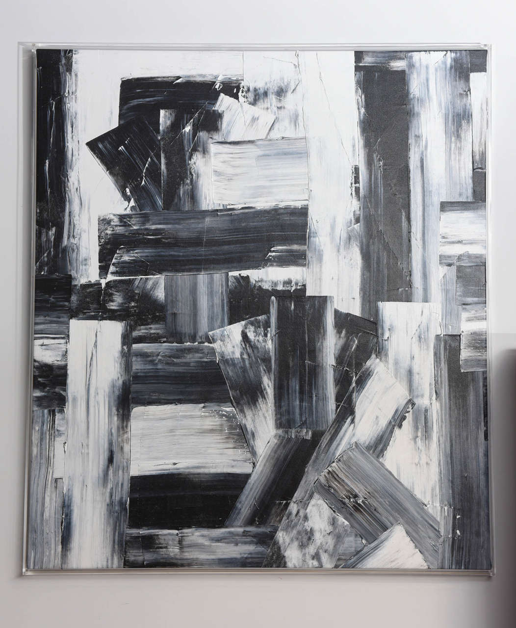 Original oil on canvas.