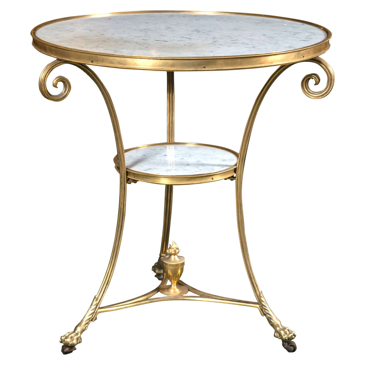 French charles x style gueridon table at 1stdibs for Table gueridon