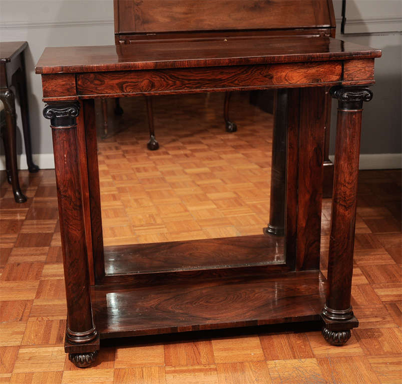 19th Century Console Table 5