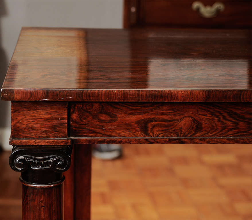 19th Century Console Table 8